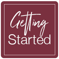 Getting Started Button