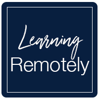 Learning Remotely Button
