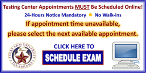 Click to Schedule An Exam Appointment