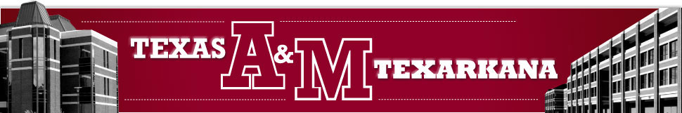 Texas A&M-Texarkana Header