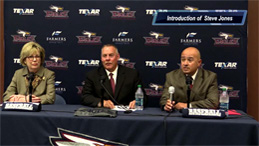 TAMUT Baseball Press Conference